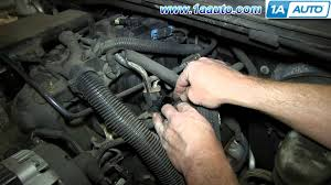 how to install replace fuel pressure regulator 5 3l 2003 04 gmc how to install replace fuel pressure regulator 5 3l 2003 04 gmc envoy xl chevy trailblazer ext