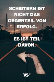 Visual Statements Sprüche Zitate Quotes Motivation Scheitern