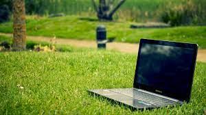 laptop,nature,grass,netbook,green ...