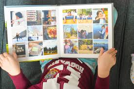 Family Photo Albums How To Create A Yearly Family Photo Album In 30 Minutes