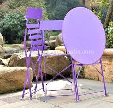folding bistro table set outdoor stunning folding bistro table and chairs set with outdoor portable folding
