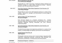 Sample Of Civil Engineer Resume New Resume Objective Civil Engineer