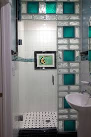 Decorative Windows For Bathrooms 17 Best Ideas About Glass Block Windows On Pinterest Window