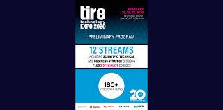 Design Conference Program Tire Technology Expo 2020 Preliminary Conference Program