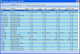 inventory software in excel easyaccounts complete accounts inventory software with gst billing