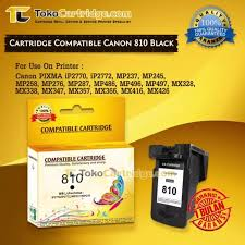 It is not necessary to connect the machine to the computer with the wireless lan setup cable. Jual Cartridge Pg810 Black Catridge Pg810 Pg 810 Ip2770 Mp258 Mp287 Mp497 Tokocartridge