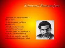 srinivasa ramanujan essay in hindi learning algebra writing short essay about srinivasa ramanujan