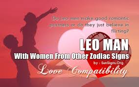 Leo Man Compatibility With Women From Other Zodiac Signs