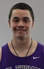 Jordan Johnson - 2020 - Men's Track and Field - The University of St. Thomas