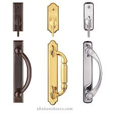 andersen gliding door hardware parts andersen bronze sliding door hardware