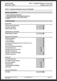 registered nurse skills list sample nursing skills checklist travel nursing jobs nursing