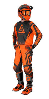 2018 Orange Answer Racing Syncron Motocross Pant And