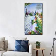 5D Modern <b>Deer</b> Diamond Embroidery Painting Animal <b>Mosaic Full</b> ...