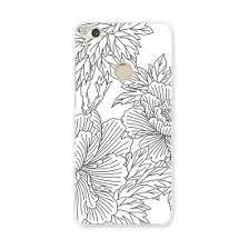 楽天市場花 イラスト 素材 フリー 白黒の通販