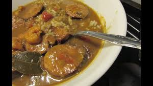 New Orleans Seafood File` Gumbo - YouTube