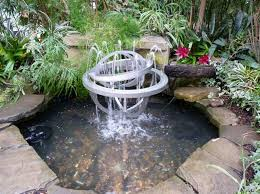 Garden Fountain Extraordinary Home Depot Outdoor Water Fountains