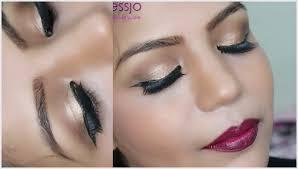how to do stani indian bridal makeup gold eye makeup for wedding superprincessjo you