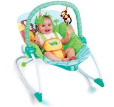 Postpartum – Week 2 – Bouncers and Swings | Lucie's List