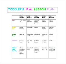 Printable Lesson Plan Template System 44 Templates For Flyers Google ...