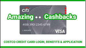 Preferred rewards makes your credit card even better. Costco Credit Card Login Benefits And Application Youtube