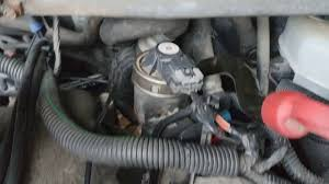 How to change EGR valve 99 to 05 Chevy Venture - YouTube