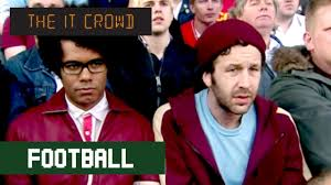 Football Match The It Crowd Series 3 Episode 2