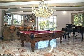crystal chandelier pool table lights amazing picture design