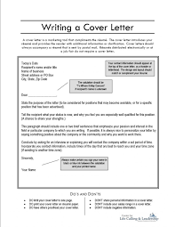 How To Write A Cover Letter For A Resume How To Write Resumes And Cover Letters Resume Samples Best Of 81