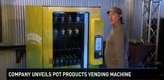 Zazzz Vending Machine Inspiration Colorado Gets First Marijuana Vending Machine Green Tripz