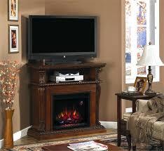 gas fireplace corner unit ventless fireplaces log