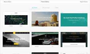 Weebly Website Templates Magnificent Free Website Templates Compatible With Weebly Weebly Website