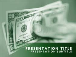 Money Background For Powerpoint Licensed Watermark Free Money Powerpoint Template