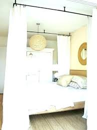 Diy Canopy Bed Bed Curtains Canopy Bed Canopy Bed Frame Best Ceiling ...