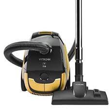 vytronix bggc01 1200w pact powerful bagged cylinder vacuum cleaner hoover