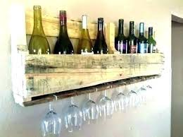 wine glass storage ideas rack shelf hanging bar shelves best on g picture of wine glass shelf