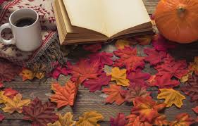 This background showcases a variety of natural fall items like pine cones, seeds, leaves,. Coffee Fall Autumn Leaves Page 1 Line 17qq Com