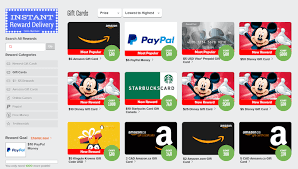 easy ways to earn free gift cards 2020