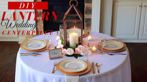 Lantern wedding centerpiece Rustic diylanterncenterpiece diyweddingdecor dollartreelanterncenterpiece Youtube Diy Lantern Wedding Centerpieces How To Make Lantern