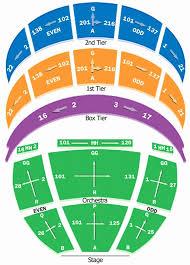 Ppac Seating Chart Oconnorhomesinc Com Best Choice Of Att Pac Seating Chart