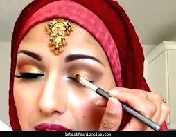traditional indian stani bridal makeup tutorial you
