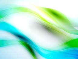 background green and blue abstract blue green waves background vector illustration