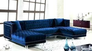 light blue sectional sofa navy blue leather