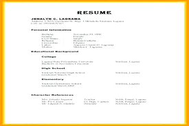 Resume Reference Example References Template For Resume Resume ...