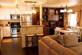 mobile home room ideas dining room