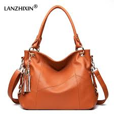 Designer Crossbody Bags Lanzhixin Women Messenger Bags Women Leather Handbags Designer Crossbody Bags Tote Shoulder Bags Bolsas Feminina Top Handle Bags