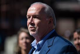 b c premier john horgan to tour wildfire operations in the central interior