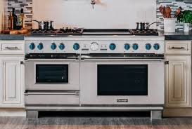 thermador stove top. thermador 60-inch pro grand blue knobs stove top