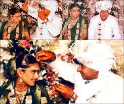 kajol wedding to ajay devgan and their