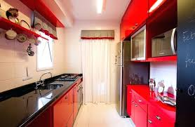 red kitchen countertop kitchen color ideas red view in gallery make the black and red color scheme work red formica kitchen countertops