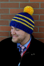 Mens Knit Hat Pattern Circular Needles